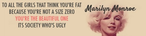 fat marilyn